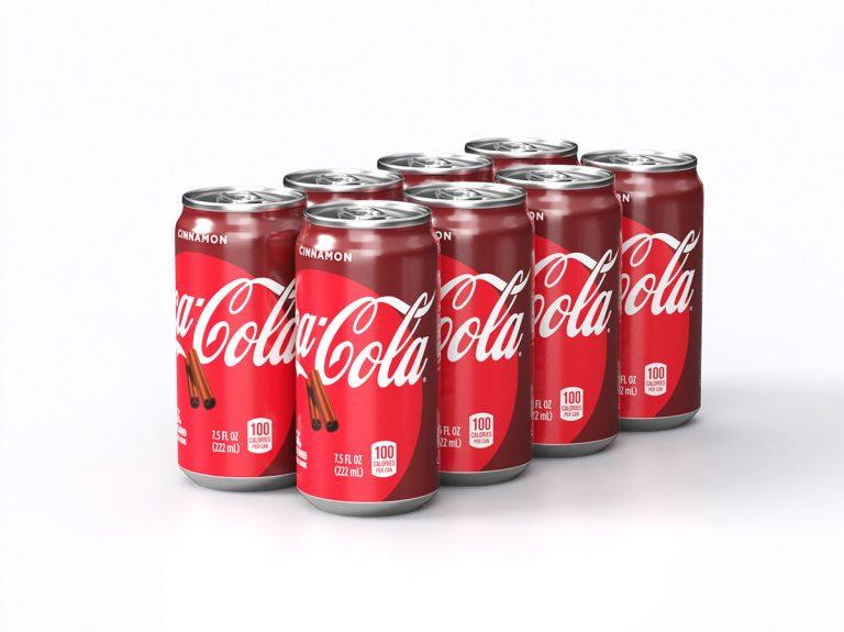 Coke Cinnamon_