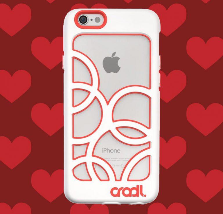 Cradl Case Valentine's Day render