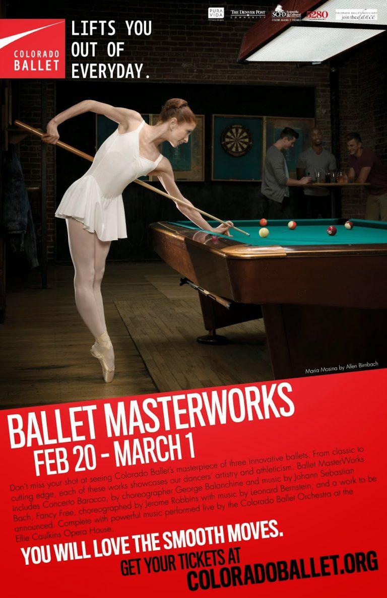 Alan Birnbach Denver Ballet