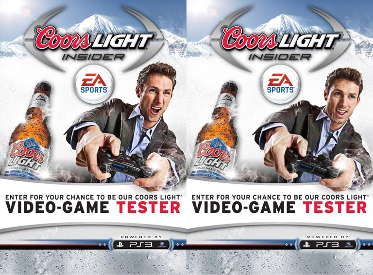 Coors Light EAS Gaming