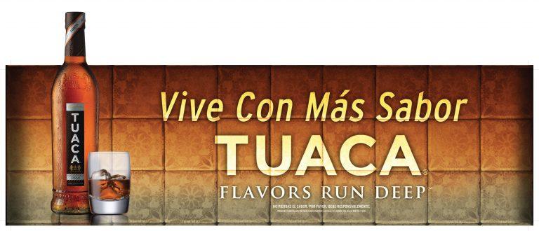 Tuaca OOH retouching and prepress