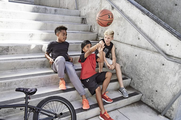 Under Armour - Back to School