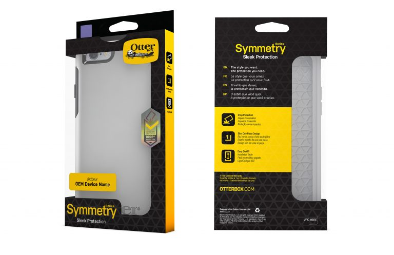 Otterbox packaging render